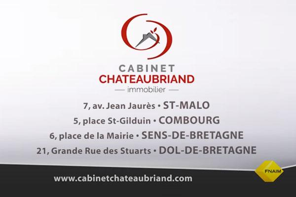 Le Cabinet Chateaubriand Immobilier