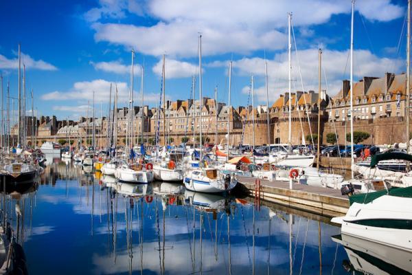 Résidence secondaire à Saint-Malo