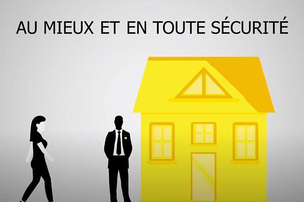 Protocole sanitaire lors des visites avec votre agent immobilier FNAIM