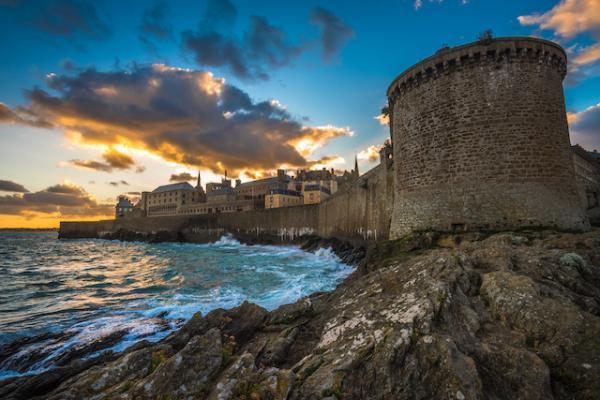 Saint Malo intra-muros